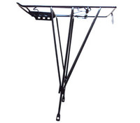 Wholesale Steel Adjustable Rear Rack Road Bike Bicycle Luggage Racks For MTB Carrier Rack Bearing kg Bicycle Accessories Racks