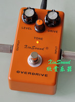 Wholesale Classic Vantage Super Overdrive solid built with a good tonal reponse and for sure worth a look at a great price by Xinsound