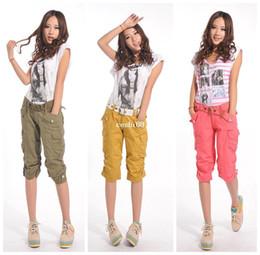 Women's plus size cargo capri pants « Clothing for large ladies