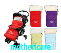Cheap Envelope baby stroller bags Best Cold Weather 94cm x 44cm  kids sleeping blankets