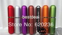 Wholesale Mini Refillable Atomizer Spray Perfume Bottles Size Random color factory price
