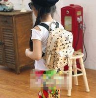 Backpacks Unisex 6T+ Wholesale Girls Backpacks Childrens Bags Kids School Bags Fashion Bag PU Leather Bag Book Bag