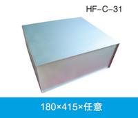 Wholesale aluminium cases Luxurious