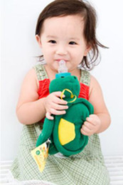 Wholesale NEW Bottle sets baby Insulation Bags bottles green tortoise DZY959H