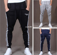 Pants cargo pants - Sell like hot cakes in the fall of new men s cargo Pants loose comfortable Pants of the cultivate one s morality