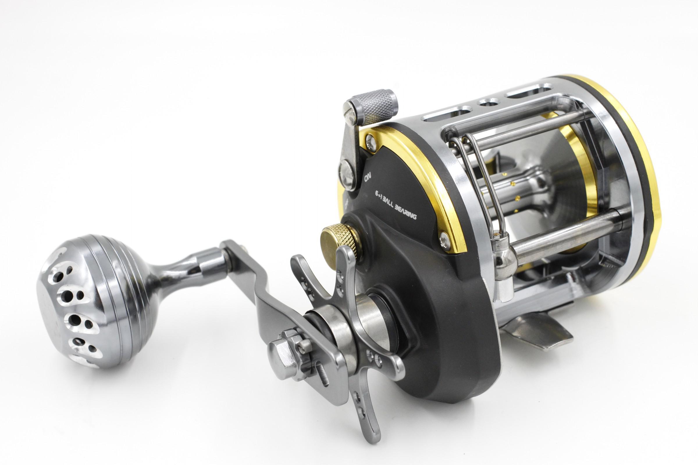 new singnol trolling reel stb3307 6+1bb saltwater fishing reel, Reel Combo
