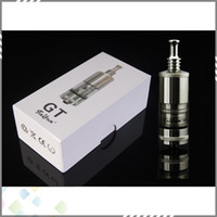 Replaceable 5 ml Metal Taifun GT GS Clearomizer Huge Vapor Fashion E Cigarette Atomizer with 510 thread Taifun New Arrival