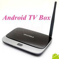 Wholesale Smart HDMI Player XBMC Installed T R42 Bluetooth RK3188 Quad Core CS918 Google TV BOX GB DDR3 RAM GB Wifi Airplay DLNA Miracast Q7