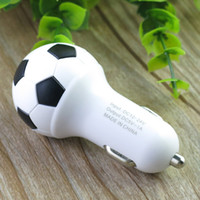 2014 New Arrival World Cup Soccer Football Car Charger Charg...