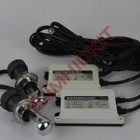 hid kit - Top quality AC v w automobile H4 bixenon H4 kit HID CONVERSION KIT k k bi xenon hid kit