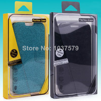 Wholesale Retail Plastic Packaging Box Package PVC Blister Packing Bag For Apple iPhone S C Samsung Galaxy Note Case