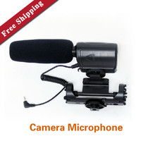 Wholesale MIC SLR camera microphone d2 Professional recording microphone dv microphone