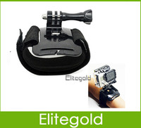 Wholesale Gopro Accessories Wrist Arm Strap Band Mount For GoPro HD Hero Degree Pc