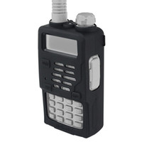 Wholesale RETEVIS Black Rubber Soft Handheld Radios Case Holster for Radio BF UV5R UV RV UV RE UV RETEVIS RT R RT RV C9012A