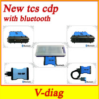 Code Reader etc  cars  2pcs lot DHL free Newest color New coming !tcs cdp 2013 R3 with keygen pro plus+bluetooth freeshipping free actived with LED CARs&TRUCKs