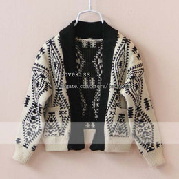 Wholesale Knitted Sweaters Children Cardigan Girl Clothes Knitting Patterns Kids Cardigan Sweater Coat Girls Cardigan Kids Sweaters Children Clothing