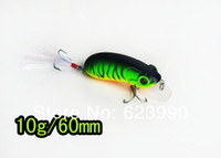 Hard Baits Big Game As the picture 2014 free shipping 10g 60mm 5pcs lot Fishing Lure Hard bait grass carp fishing lures Fishing Tackle hard bait tackle lures