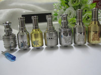Metal chiyou rebuildable atomizer  Patriot nimbus helio trident helios Chiyou Rebuildable Atomizer chi you RDA huge vapor atomizer for nemesis king chi you mod ego cigarettes