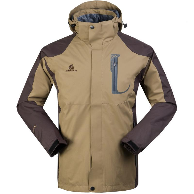 Waterproof Hiking Jacket - JacketIn
