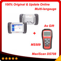 2014 Hot original MaxiDAS DS708 maxidas ds 708 with MS509 as...