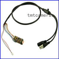 Indoor CCD  HD 700TVL 1 3 SONY CCD Effio-E DSP MIni CCTV Security PCB Board Color Camera OSD Menu D-WDR 0.001 Lux