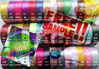 Wholesale Free Of Cost Yards Free Gifts Grosgrain Ribbon Colors Available Combin At Your Will MM S