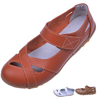 women Flat Work Shoes Ladies Mother Casual Single shoes