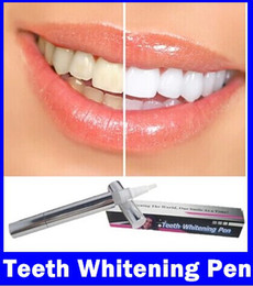 Wholesale 1pc New Personal Care Teeth Whitening Pen ml Tooth Dental Care Carbamide Peroxide Oral Hygiene top sale