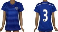 Wholesale Women Chelsea A COLE Home Thai Quality Soccer Jersey For Men Football Club Jerseys Customized soccer jerseys