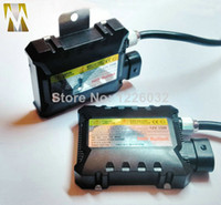Wholesale New W V headlight hid ballast FIT FOR HID H1 H3 H4 H7 H8 H9 H11 H13 H15 H16 D2S D2R xenon ballast