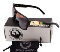 Wholesale 2014 Hot America Brand High Quality Sunglasses Dragon JAM Skiling GX Sunglasses Men Outdoor Fun Sport Sun Glass Designer