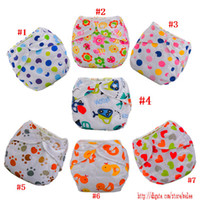alva cloth diapers - Alva Baby One Size Pocket Washable Printed Cloth diapers covers Animal dogs Yellow Duch cute cat melee