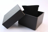 Wholesale 10pcs Fashion Watch Box Christmas Gift Sports boxes for Men Women Watches Packaging Hard Paper HXS01