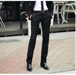 Slim Fit Dress Pants Online | Dress Pants For Men Slim Fit for Sale