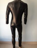 fetish wear - Ultra sexy latex leather look clubwear Fetish club Stage Wear