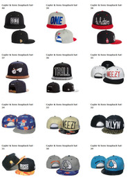 Wholesale Cayler amp Sons Caps Snapback hat Cheap Snapbacks Fashion Snapback hats NEW Snap back hat HOT Hats and caps HIP HOP Men Sports cap