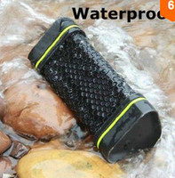 4.1 Universal HiFi Latest Portable Wireless Bluetooth Speaker 4W Stereo audio sound Outdoor Waterproof Shockproof speaker for iphone 4 5 iPod, car