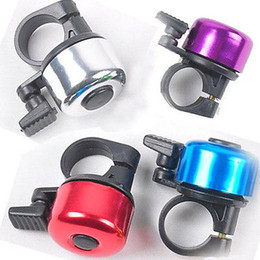 Wholesale Metal Sound Ultra loud Electronic Handlebar Bell Horn Ring for Bike Bicycle Cycling Accessories