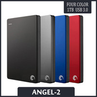 Wholesale 2014 NEW hot sale SG BackUP PLUS TB quot USB Portable External Hard Drive Black HDD With