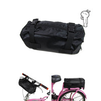 Wholesale New MTB Cycling Bicycle Bike Foldable Carrier Bag Carry Pack Storage Loading Package Loading Bag for quot quot Folding Bike H10962