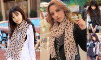 Wholesale New Arrival Bohemia Scarf Women Infinity Scarf Lady Chiffon Scarves DGH