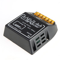 solar panel - 20A V V Solar Charge Controller Solar Panel Battery Regulator Safe Protection MPPT Controle Regulator H11051
