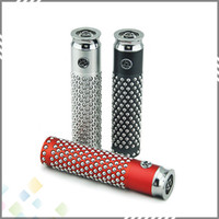 Wholesale Rambo Mod Various Voltage E Cig V With Roll Ball in the surface with gift box DHL Free