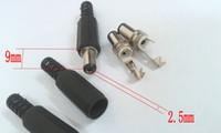 Wholesale DC mm x mm Barrel DC Power Plug Connector CCTV