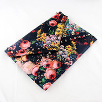 Wholesale Print Flower Fashion Women Messenger Bag Hasp Spike Steampunk Summer Lady s Bag for Summer