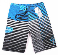 Board Shorts Polyester Striped HOT Mens fashion swimming Board Shorts Surf trunks panty men's pants Swimwear Boardshorts Beachwear pant shorts swimsuit S M L XL XXL