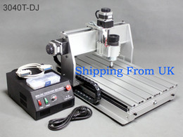 Wholesale Shipping Engraving Machine CNC T DJ V router table CNC Route Engraver Cutting Milling Machine Duty Free