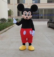 Mascot Costumes Unisex Animal New cartoon Mascot Costumes mickey Mascot costume Adult Size mickey Mouse Cartoon costume doll props