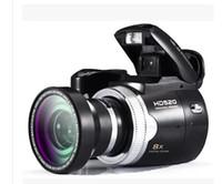 8x digital zoom - 2 inch LCD screen HD520 digital video camera MP max X Digital Zoom Support up to G PROTAX DC500T