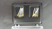Orthodontics tool Manual Yes New 10 Pcs Dental Endo Fiber Posts Tips Drill Thread Glass Protaper Files 1.20MM